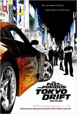 Velozes e Furiosos - Desafio em Tóquio