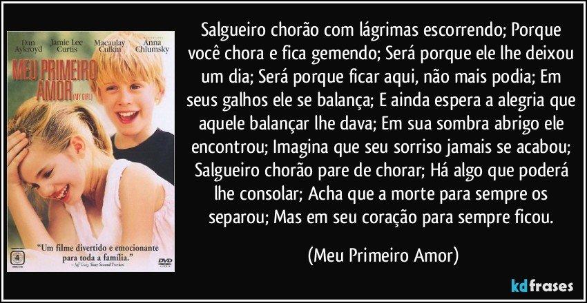 Frase E Foto Prineiro Amor Imagui