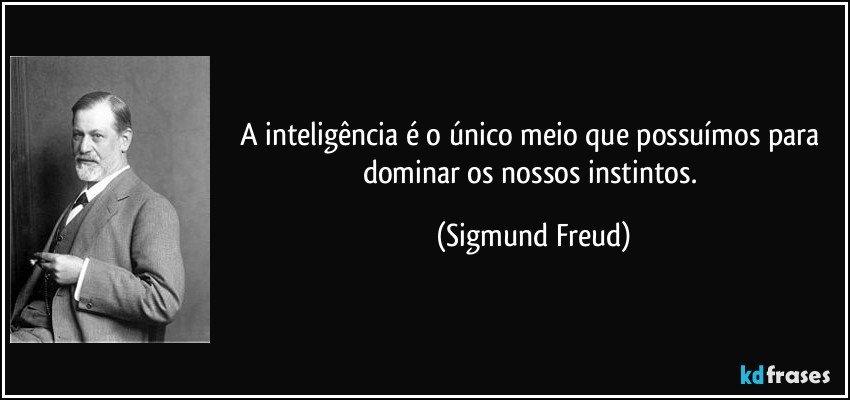 inteligencia freud: