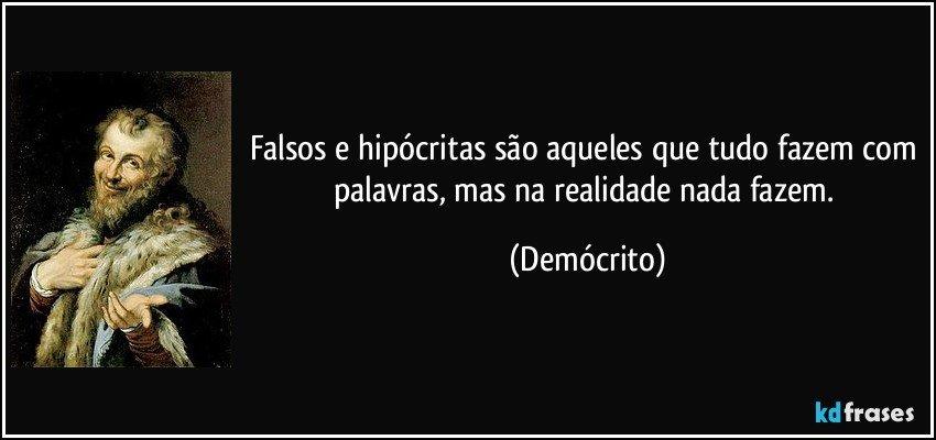 Frases De Hipocritas