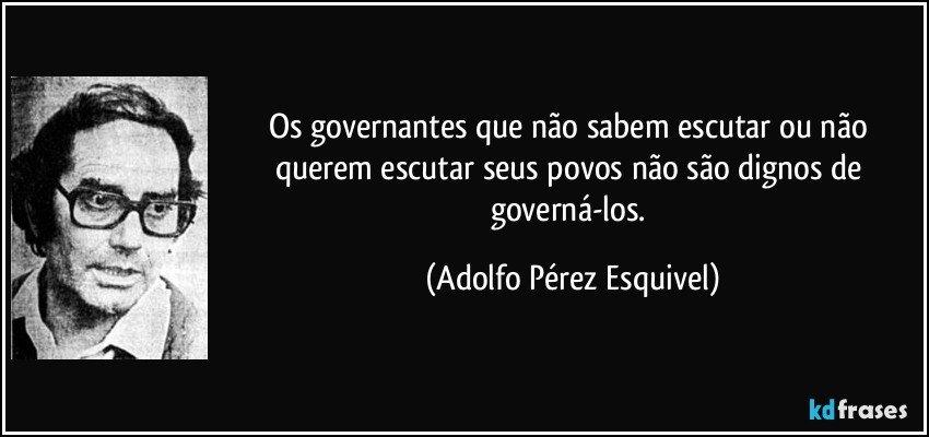 Qmp80 0901 a  Dsm050 likewise Zapatero Hace Un Llamamiento Confiar En also New Paraguay Land C aign Aims Deliver Public Lands Rural as well Consultoria further Feliz Dia De La Bandera. on adolfo perez esquivel