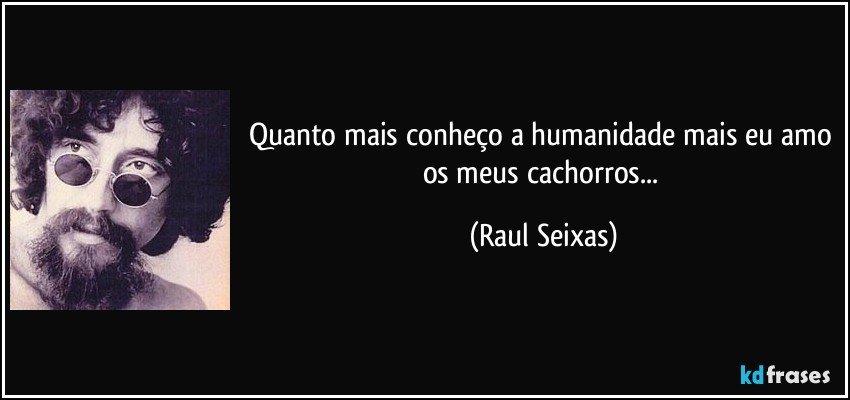 O Quarto Homem Raquel Santos Letra ~ Quanto mais conhe?o a humanidade mais eu amo os meus cachorros