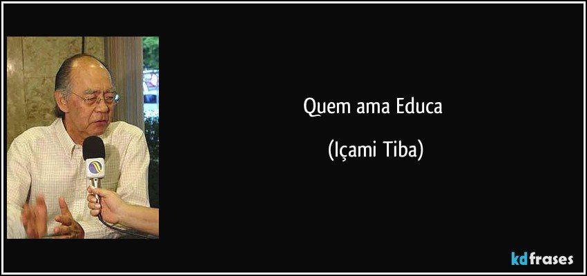 Quem ama Educa (Içami Tiba)