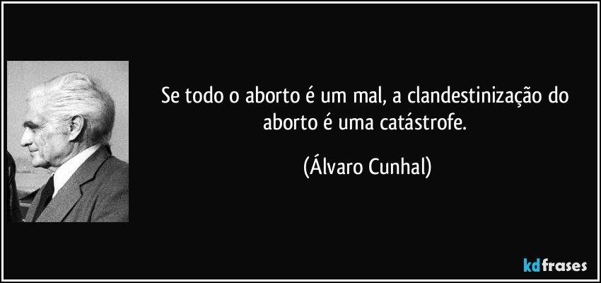 c9aa7055d5607 A questão do aborto