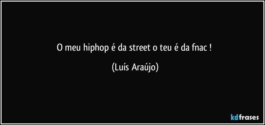 frase de hip hop: