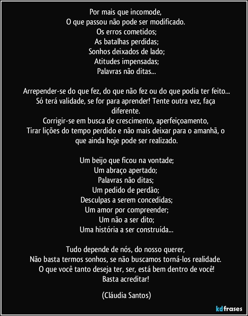 Tag Frases De Amor Perdido E Arrependimento