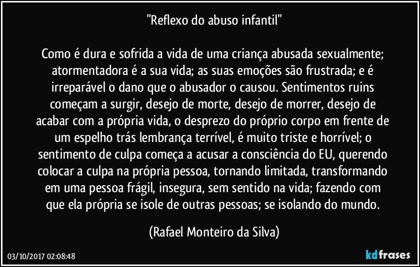 Frases De Abuso Infantil Citas Para Adultos En Galicia