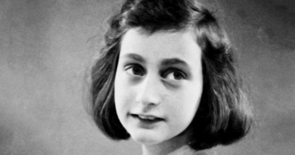 Anne Frank Frases Pensamentos E Citações Kd Frases