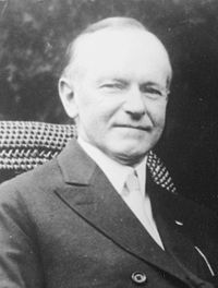 Calvin Coolidge
