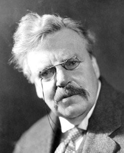 Gilbert Chesterton