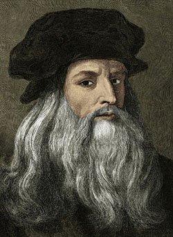 Resultado de imagem para Leonardo da Vinci